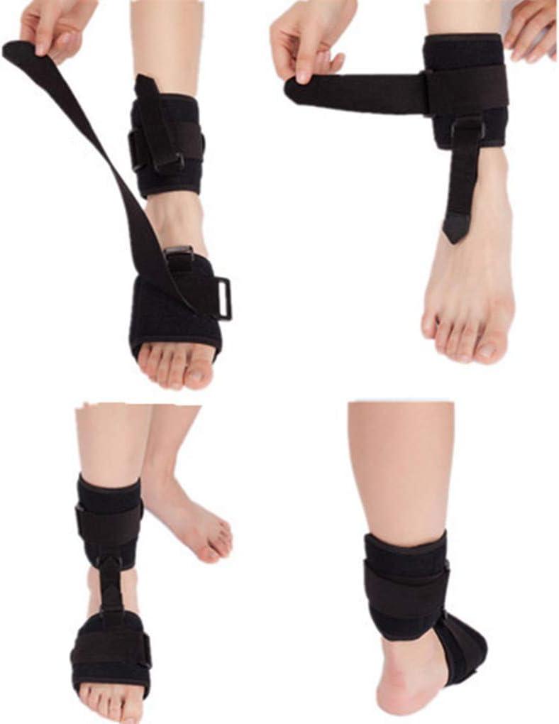 Effective Relieve Pain for Achilles Tendon Foot Up AFO Brace Unisex Ankle Brace Support Plantar Fasciitis Night Splints Adjustable Drop Foot Brace for Walking Improve Walking Gait