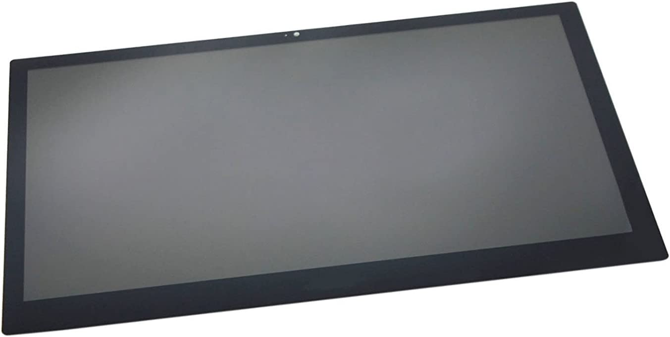 "15.6"" 1366x768 Touch Screen Replacement with Touch Digitizer Panel Glass & LED LCD Display for Acer Aspire M5-583P-5859"