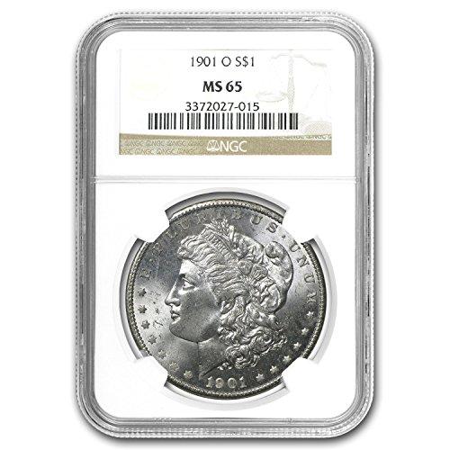 1901 O Morgan Dollar MS-65 NGC $1 MS-65 NGC