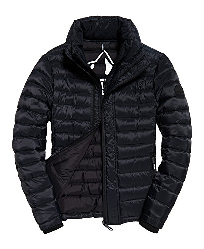 Superdry Jackets - Superdry SDX Fuji Triple - Black Sdx