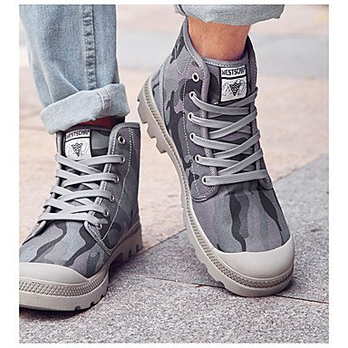 Casual Heel Boots Winter EU36 Lace UK4 Up Shoes Boots Black Denim RTRY White CN36 For Western Outdoor Round Fall US6 Blue Flat Cowboy Comfort Toe Women'S qPpWCx8wT