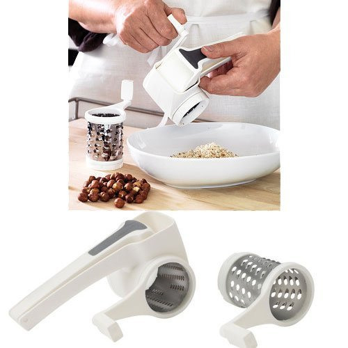 Ikea Stralande rotary grater, white