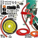 999840000011PB Zero Style Blast Cabinet Conversion KitCombination/APV-Urethane Sleev