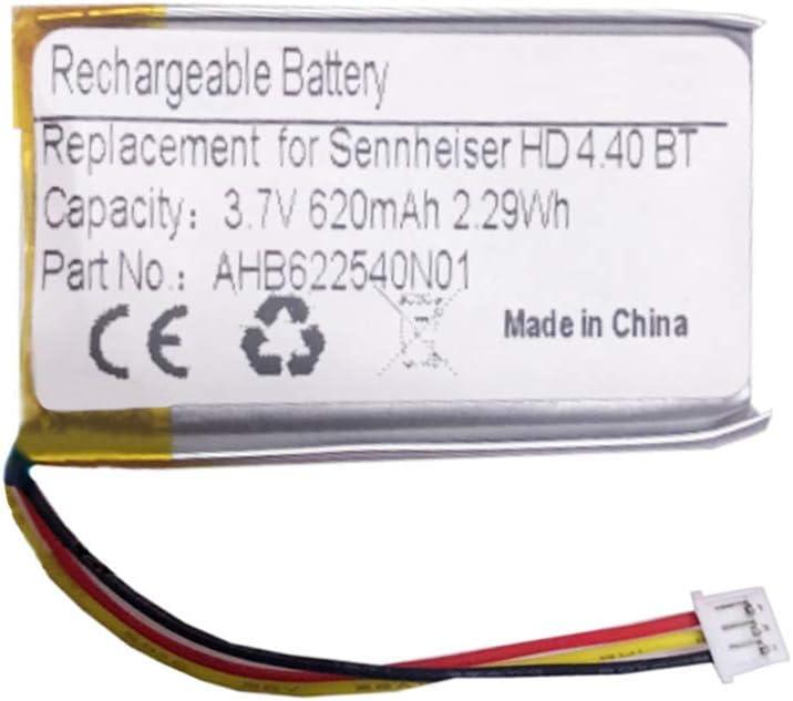 Bateria Ahb622540n01 Para Sennheiser Hd 4.40, Momentum 2.0