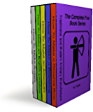 Traditional and Modern Archery Manufacture: The Complete Five Book Series