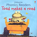 Toad Makes a Road, Phil Roxbee Cox, 0794515126