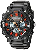 Armitron Sport Men's 20/5108 Analog-Digital Chronograph Resin Strap Watch