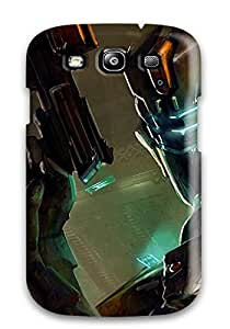 Hot Tpu Phone Case With Fashionable Look For Galaxy S3 - Dead Space 2