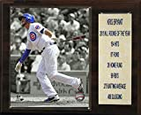 "MLB Chicago Cubs Kris Bryant Roy Player Plaque, 12""x15"""