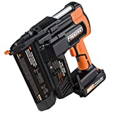 Freeman PE2118G 18 Volt 2-in-1 18 Gauge Cordless Nailer & Stapler