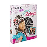 ALEX DIY Knot-A Zebra Hat Craft Kit