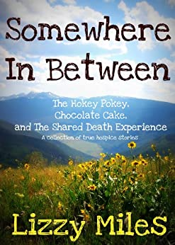 Somewhere In Between:  The Hokey Pokey, Chocolate Cake and The Shared Death Experience by [Miles, Lizzy]