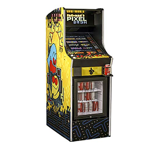 Namco Pac-Man's Pixel Bash Chill Home Upright Game