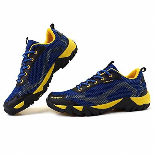 Running Shoes Shoes BenSports Couple Shoes Outdoor Women's Blue Trail Men's Hiking Xx1qO7w