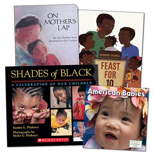 Kaplan Cultural Diversity Board Book Set 1 - Set of 4