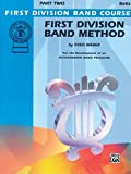 First Division Band Method, Part 2: Bells (First Division Band Course)