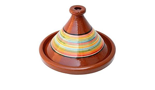 Tajín marroquí L ́ Orient de Color esmaltado de Marruecos ...