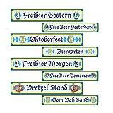 Oktoberfest Sign Cutouts