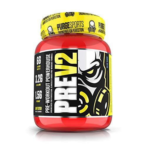 Best Pre Workout Powders