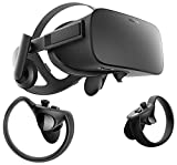 Video Games - Oculus Rift + Touch Virtual Reality System