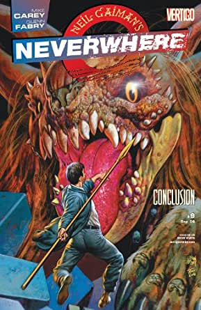 Amazon.com: Neil Gaiman's Neverwhere #9 eBook: Mike Carey, Glenn Fabry: Kindle Store