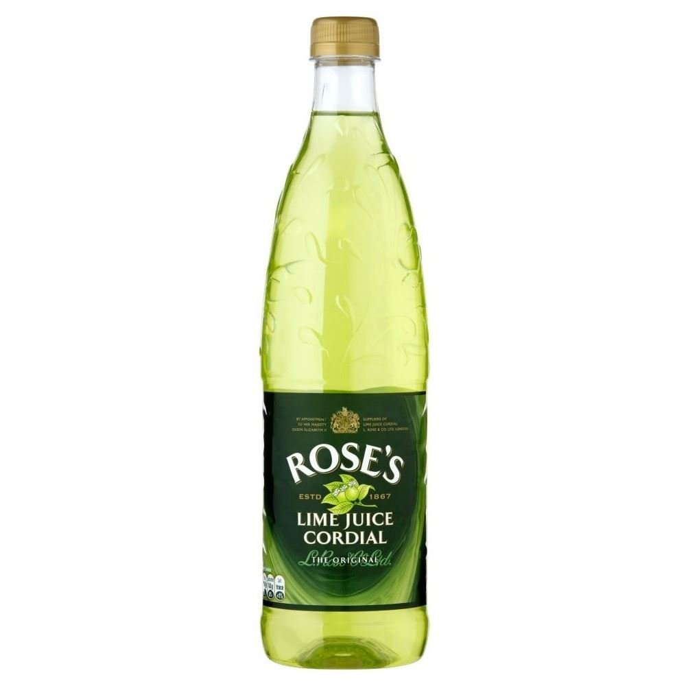 Rose's Lime Juice Cordial (1L)