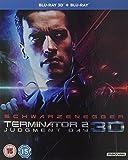 Terminator 2: BLU-RAY 3D + 2D Import