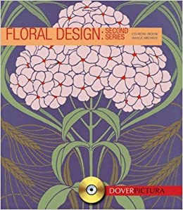 Book Floral Design: Second Series (Dover Pictura Electronic Clip Art) by Alan Weller (2011-07-19)