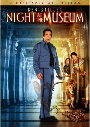 Night at the Museum [DVD] [2006] [Region 1] [US Import] [NTSC]