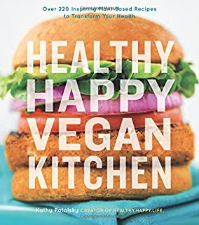 Book Cover: Healthy Happy Vegan Kitchen