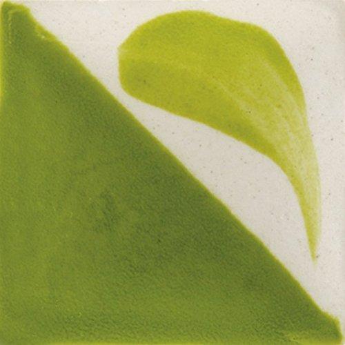 Duncan Concepts Underglaze For Ceramic Bisque, CN 512 - Green Apple, 16 Ounce Pint Bottle (512 Apple)