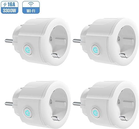 Télécommande Sans Fil Prise Électrique Interrupteur Home Plug Prise de Courant Adaptateur