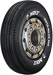 MRF 8 25-16 SUPER LUG FIFTY PLUS-R N16-16 PR (Tyre + Tube + Flap