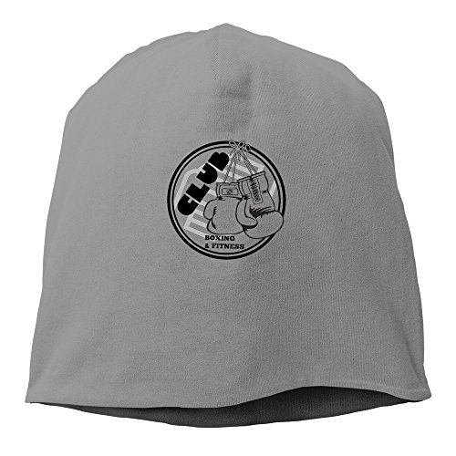 Us Boxing&fitness Gloves Club Beanies Hats Skull