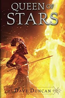 Queen of Stars (The Starfolk Book 2) by [Duncan, Dave]