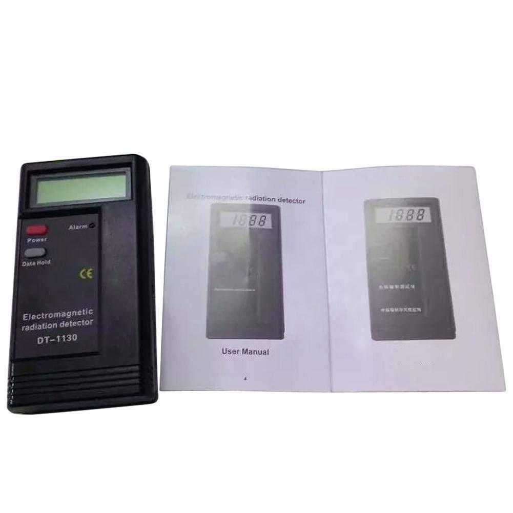 Shentesel LCD Screen Digital Electromagnetic Radiation Detector Meter Dosimeter Tester