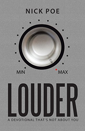louder-a-devotional-thats-not-about-you