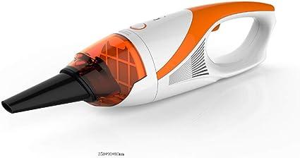 BHJqsy Aspirador de coche portátil Aspirador de mano, mini aspirador de explosión, aspirador de automóvil, aspirador portátil inalámbrico de uso múltiple (Color : Orange): Amazon.es: Coche y moto