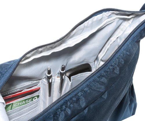 Suvelle Lightweight Hobo Travel Everyday Crossbody Bag Multi Pocket Shoulder Handbag 9020 by SUVELLÉ (Image #6)