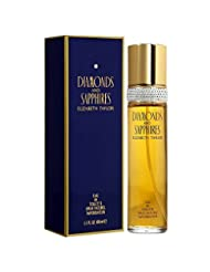 Diamonds and Sapphires by Elizabeth Taylor for Women, Eau De ...