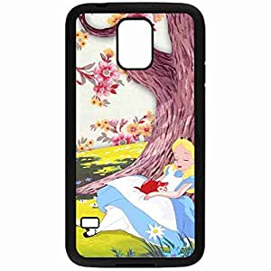 Alice in Wonderland Custom Protective Hard Plastic Mobile Phone Cases For Boy