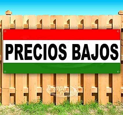 PRECIOS BAJOS cartel de vinilo resistente de 13 onzas con ...