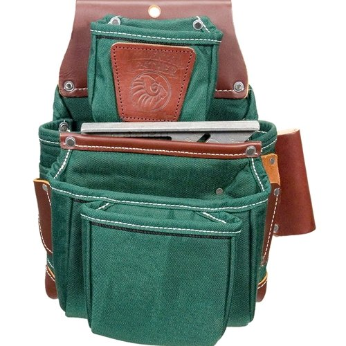 Occidental Leather 8062LH OxyLights 4 Pouch Fastener Bag - L