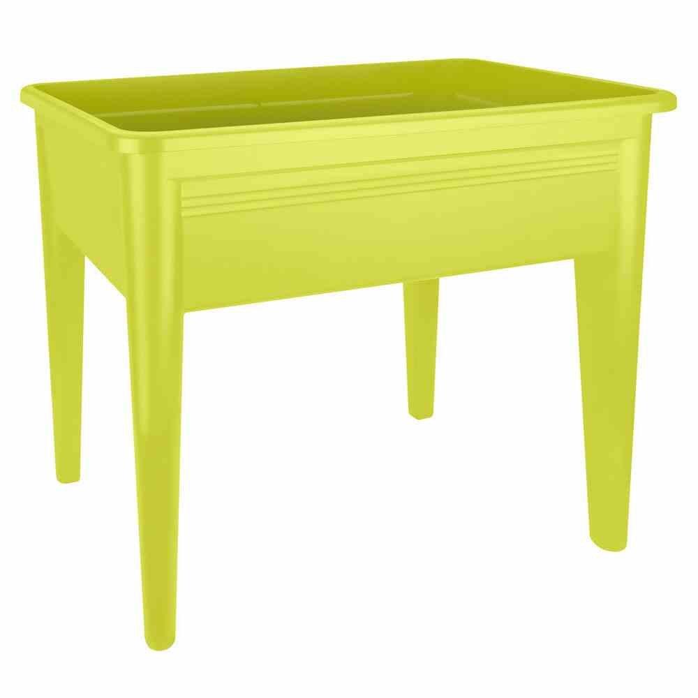 Elho Hochbeet Green Basics Grow Super Xxl Lime Grun Ca 76 7x58