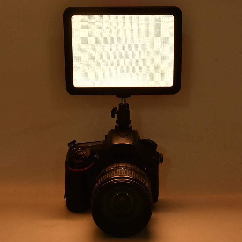 Vbestlife Luz de Relleno LED de la cámara, LED 3300/5600K CRI 95 ...