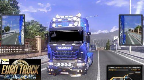 Euro Truck Simulator 2 GOLD Español: Amazon.es: Videojuegos