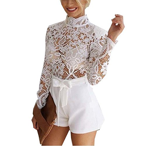 missord-womens-o-neck-long-sleeve-hollow-out-lace-stitching-two-pcs-playsuit-white-large