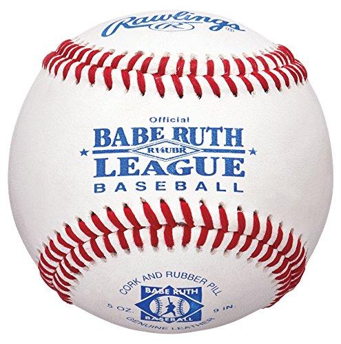 Rawlings RBRO1 Official Babe Ruth League Baseball Babe Ruth Official Baseball