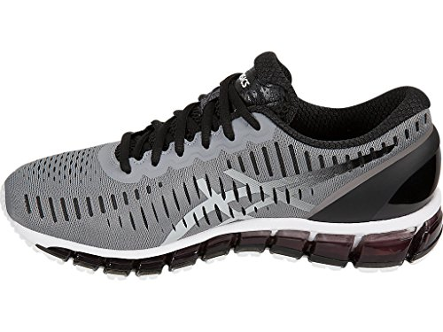 Men's Gel quantum High Running Black Shoe Asics Rise Grey Frost 360 F4q77T