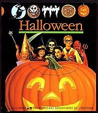 Mes Premieres Decouvertes: Halloween par Pierre-Marie Valat